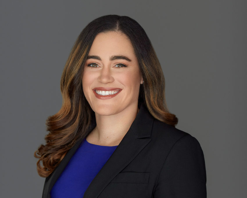 Jaclyn O'Connor – THE LAW OFFICES OF ROBERT M  BELL, P A